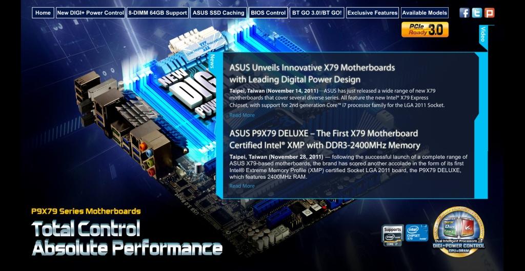 ASUS P9X79-2