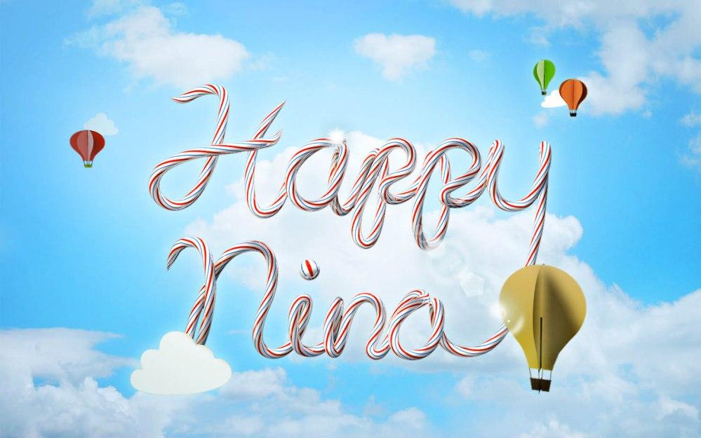 happy nina